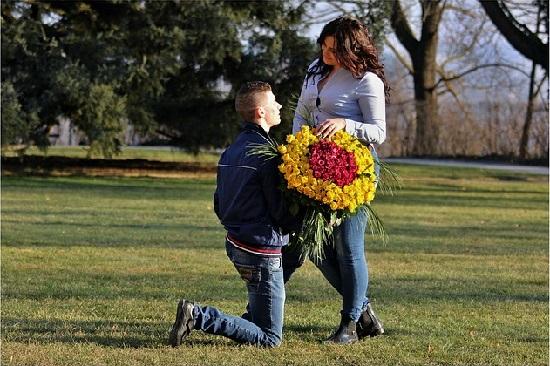 proposta di nozze