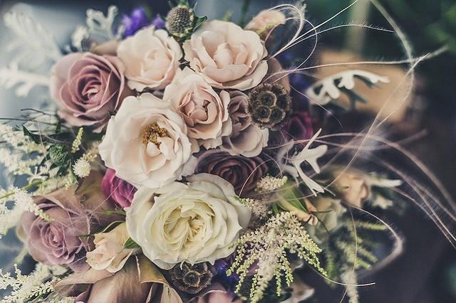 Bouquet Autunnali Sposa.Bouquet Autunno