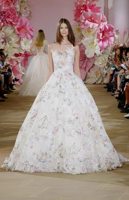 Ines di Santo Bridal Spring 2017 New York April 2016